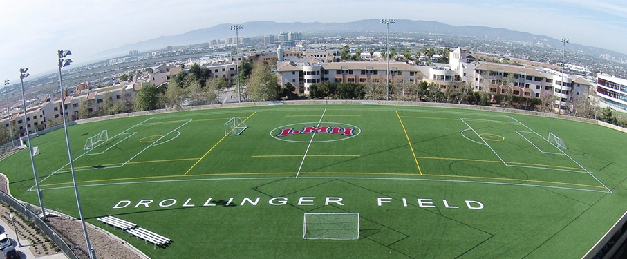 LMU's Drollinger Field