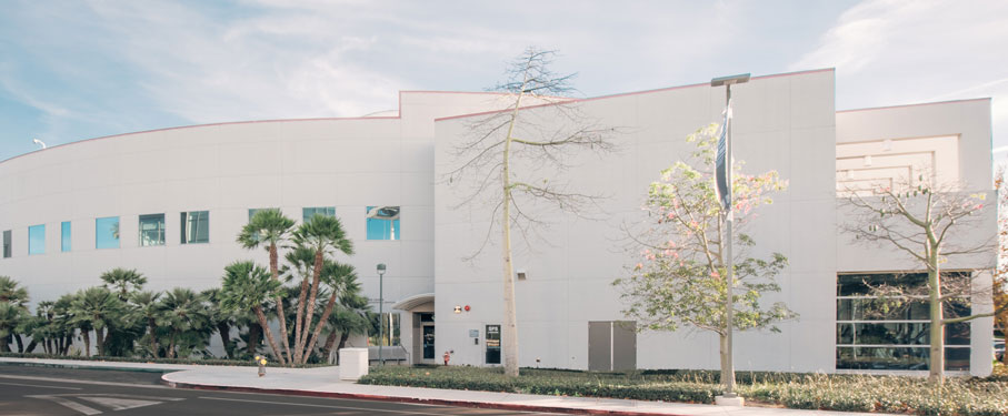 LMU Burns Recreation Building, where SPS is located